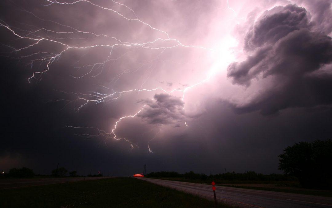 Blitze sorgen im Hitzejahr 2018 für 280 Millionen Euro Schaden